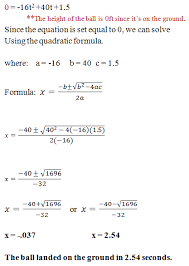 Quadratic Word Problems Worksheet With Answers Word Problems Involving Quadratic Equations