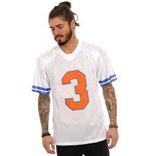 sik silk american ss159 football jersey white orange ss 159 reem
