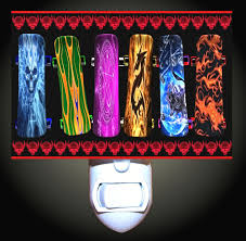 Cool Lamps Amazon by Cool Skateboards Decorative Night Light Amazon Com