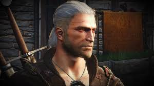 witcher 2 hairstyles geralt of rivia the witcher 2 68 wallpapers hd desktop wallpapers
