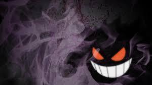 pokemon halloween background got bored and threw together a gengar wallpaper pokemon