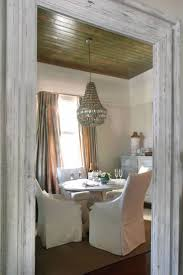547 best dining rooms images on pinterest dining room dining french country chic small space with curtain panels slipcovers