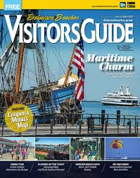 Cape Henlopen State Park Map by Delaware Beaches Visitors Guide 2016 2017 By Vistagraphics Issuu
