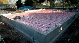 installing radiant floor heating in concrete slab