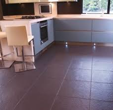 Types Of Flooring Materials Best Kitchen Flooring For Comfort Black Kitchen Floor Types Of