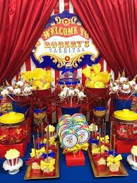 carnival birthday party carnival birthday party ideas partiescircus decoration for