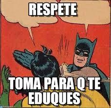 Memes De Batman Y Robin - respete batman slapping robin meme on memegen