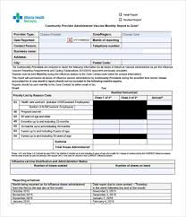 monthly health and safety report template monthly report 18 documents in pdf