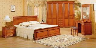 Solid Wood Contemporary Bedroom Furniture by Natural Wood Bedroom Furniture U003e Pierpointsprings Com