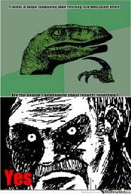 Philosoraptor Memes - rmx philosoraptor has a point by hayamaru meme center