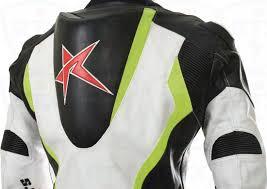 sport biker jacket rtx floro green arbiter sports biker one piece leather suit