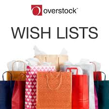 www wish list overstock wish list create or find your wish lists