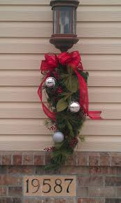 17 beste ideeën over outdoor lighted christmas decorations op