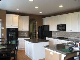 images white cabinets and granite comfy home design