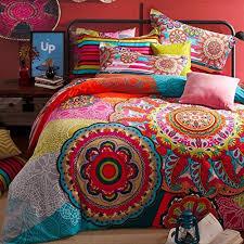 Rainbow Comforter Set 6 Piece Girls Rainbow Comforter Set Twin Unicorn Reversible