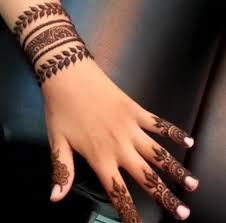 top 25 best simple and easy mehndi or henna designs for fingers