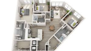 Luxury Apartment Floor Plan by Luxury Apartments In Richmond Va Short Pump Avia Apartments