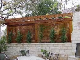 Austin Decks And Patios Deck Privacy Fence Archadeck Outdoor Living