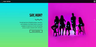 bold colors and bold colors in web design expressive sites for inspiration