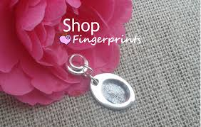Personalized Paw Print Necklace Handprint Jewellery Fingerprint Jewellery Footprint Jewellery