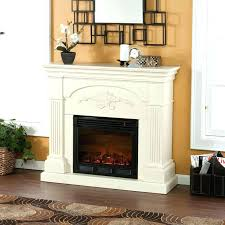 White Electric Fireplace White Fireplace Tv Stand Antique White Electric Fireplace Stand