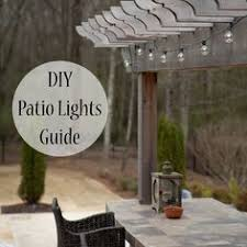 Hanging Patio Lights by There U0027s A Party In My Pergola Gardens Romantic And Receptions