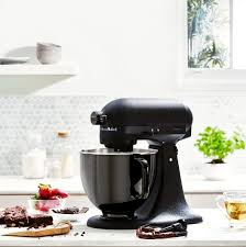 black tie stand mixer bid for kitchenaid s limited edition artisan black tie stand mixer