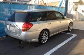 jdm subaru legacy bc jdm legacy rear wagon aero spats subaru legacy forums