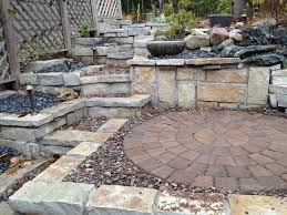 River Rock Garden by Landscaping With River Rocks Fleagorcom