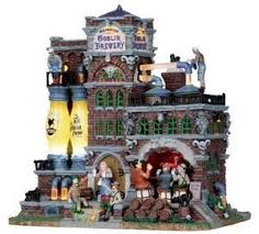 85 best halloween lemax spook houses images on pinterest spook