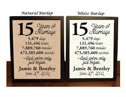15 year anniversary ideas wedding gift 15 year wedding anniversary gift trends looks