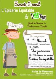 affiche atelier cuisine samedi 2 avril dans les halles de wazemmes brunch tea bio et