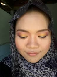 Eyeshadow Wardah Untuk Kuning Langsat make up stuffs fotd sunset