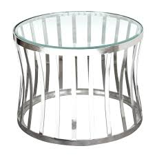 white round outdoor patio table side table glass top side tables outdoor patio table the home
