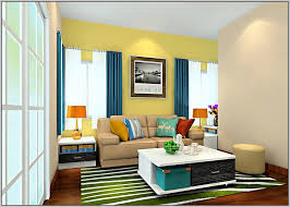 home design with yellow walls curtains for yellow walls inspiration blue curtains with yellow