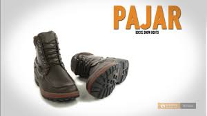 pajar bocce snow boots waterproof insulated for men youtube