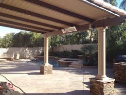 Attached Patio Cover Designs Attached Patio Cover Designs 9 Attached Solid Roof Patio Covers