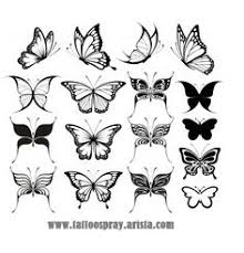 Small Butterfly Tattoos On - 110 small butterfly tattoos with images butterfly and