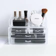 Desk Storage Organizers Home Desk Storage Organizers Makeup Storage Boxes Cosmetic Makeup