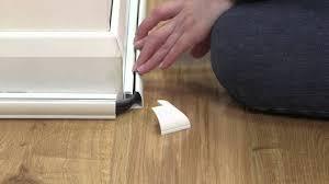 Laminate Flooring Moulding Flooring Floor Trim Laminateooring Baseboard Moulding Ideas