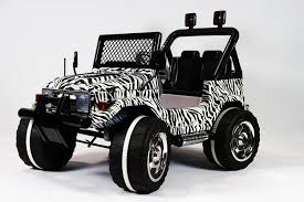 barbie jammin jeep ride on car toy jeep wrangler style 2 motors 2 battery remote