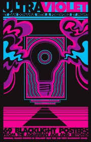 large black light posters ultraviolet 69 classic blacklight posters from the aquarian age and