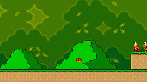 Super Mario World Map Megapaper Super Mario World On 16 Spaces Sorry For The Spam