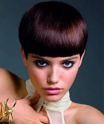 very short edgy haircuts for women with round faces mod bang hairstyles youcan find the perfect classy 60s short