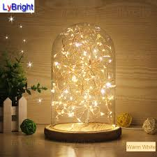 Bedroom Table Lights 5w Glass Table L Ac 220v Creative Personality Diy Led Table