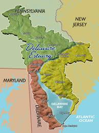 map of maryland delaware and new jersey interactive estuary map partnership for the delaware estuary