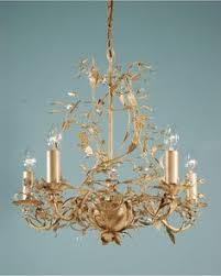 Crystal And Gold Chandelier Gold Leaf U0026 Crystal 8 Light Chandelier Chandeliers Lights And