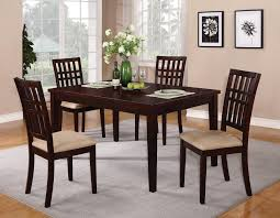 cheap dining room tables black painted wood dining table wall