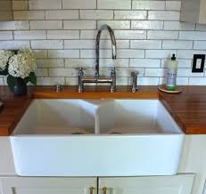 33 Inch Fireclay Farmhouse Sink by Fireclay Farmhouse Sink Full Image For Christmas Apron Ideas