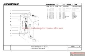 new holland 7d tractor part catalog auto repair manual forum